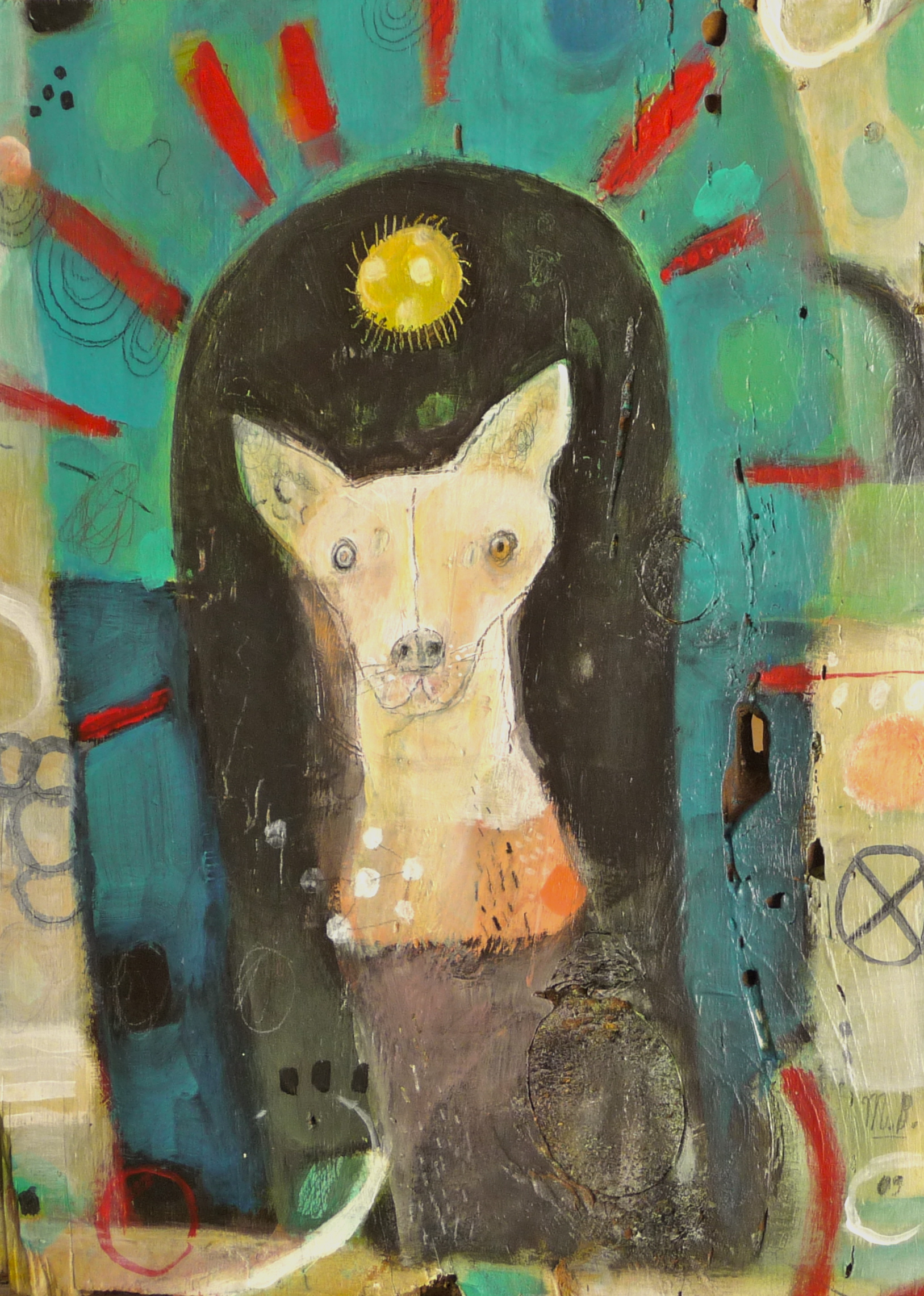 Dog as Deity