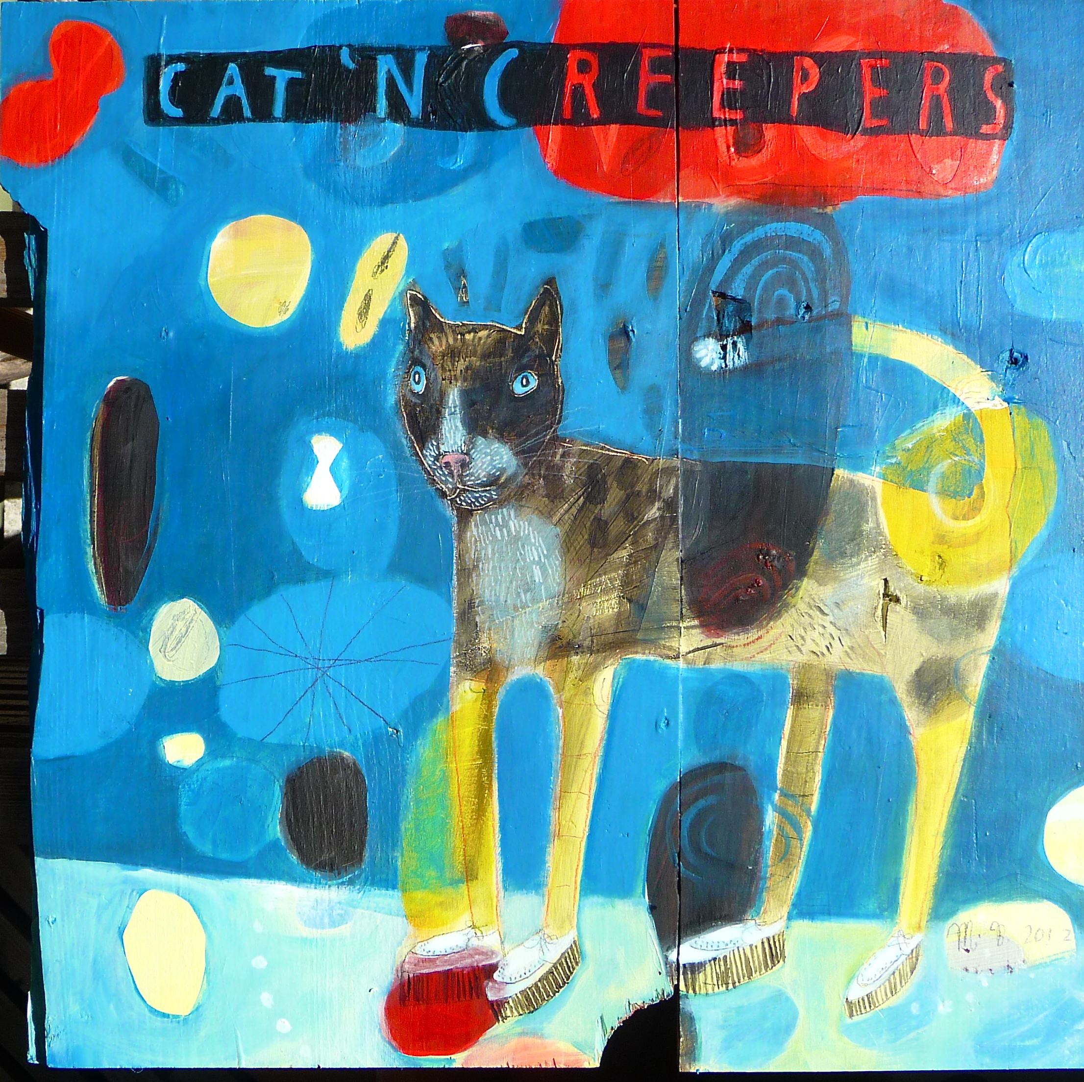 Cat 'N Creepers