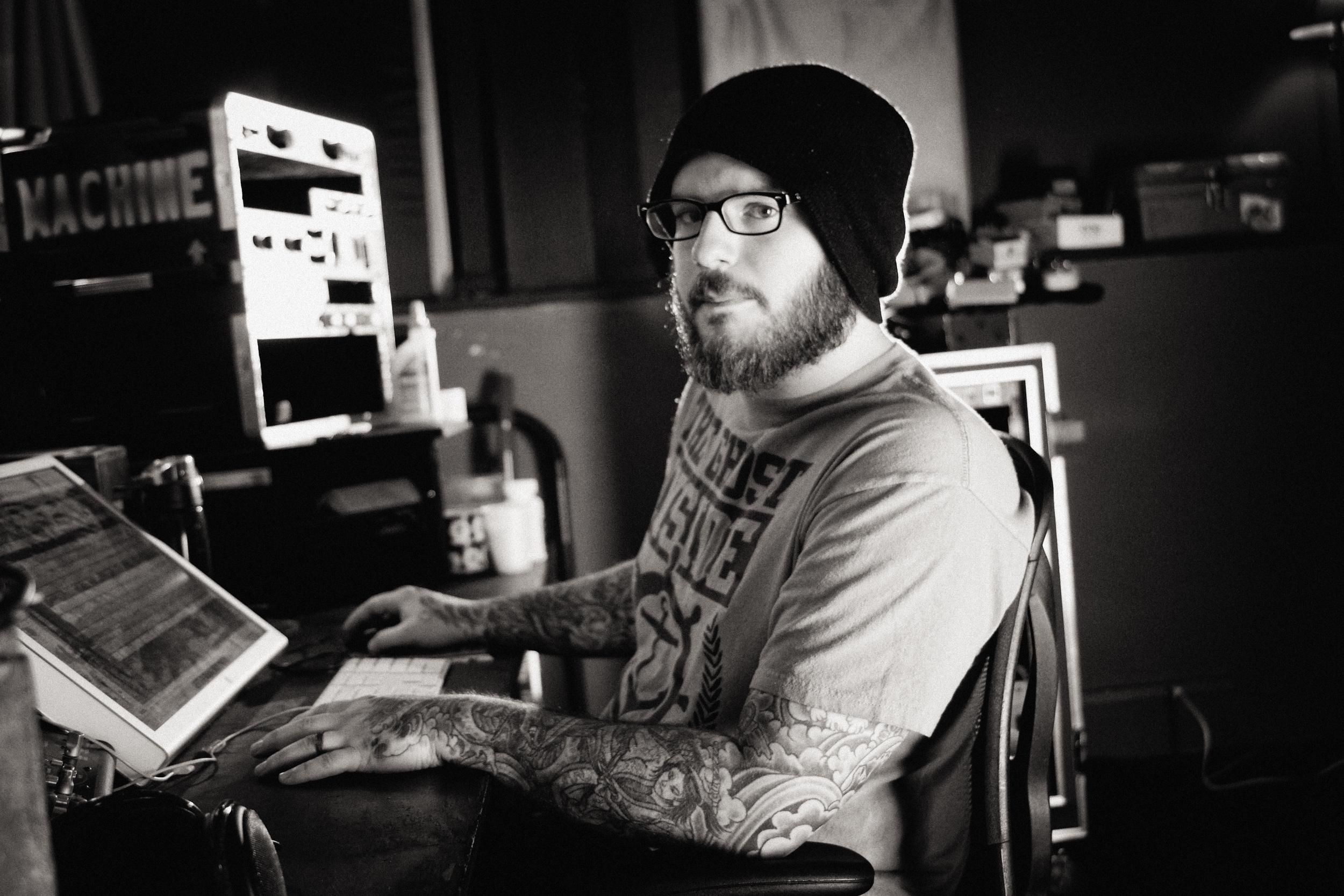 Producer Will Putney