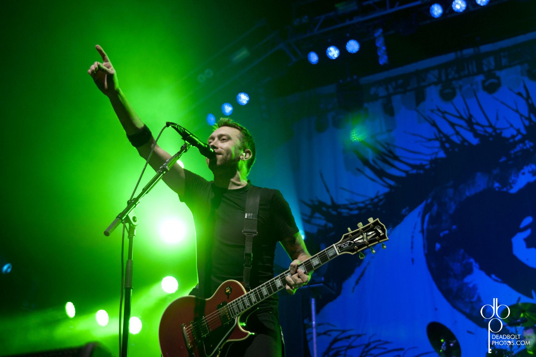 Tim, Rise Against