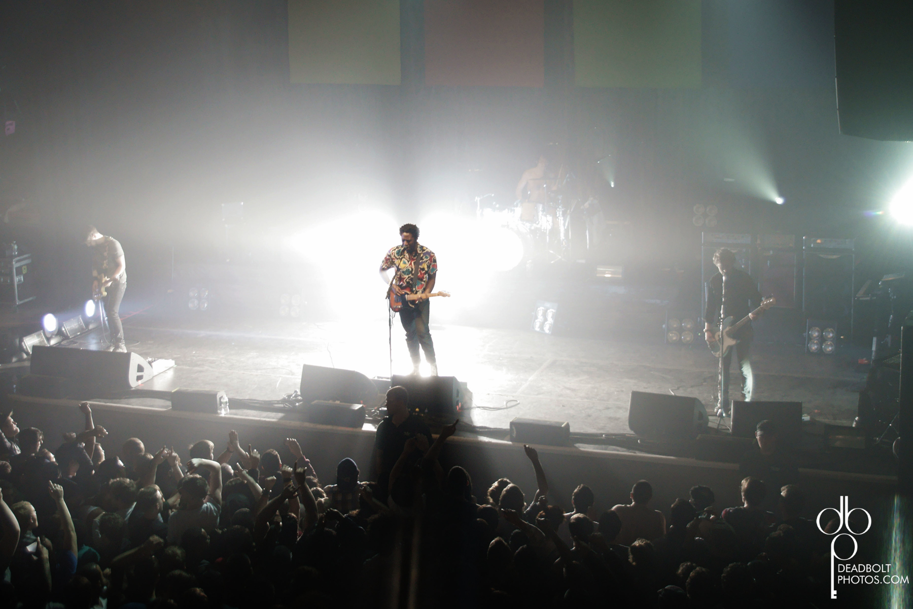 Bloc Party at The WellmontTheater
