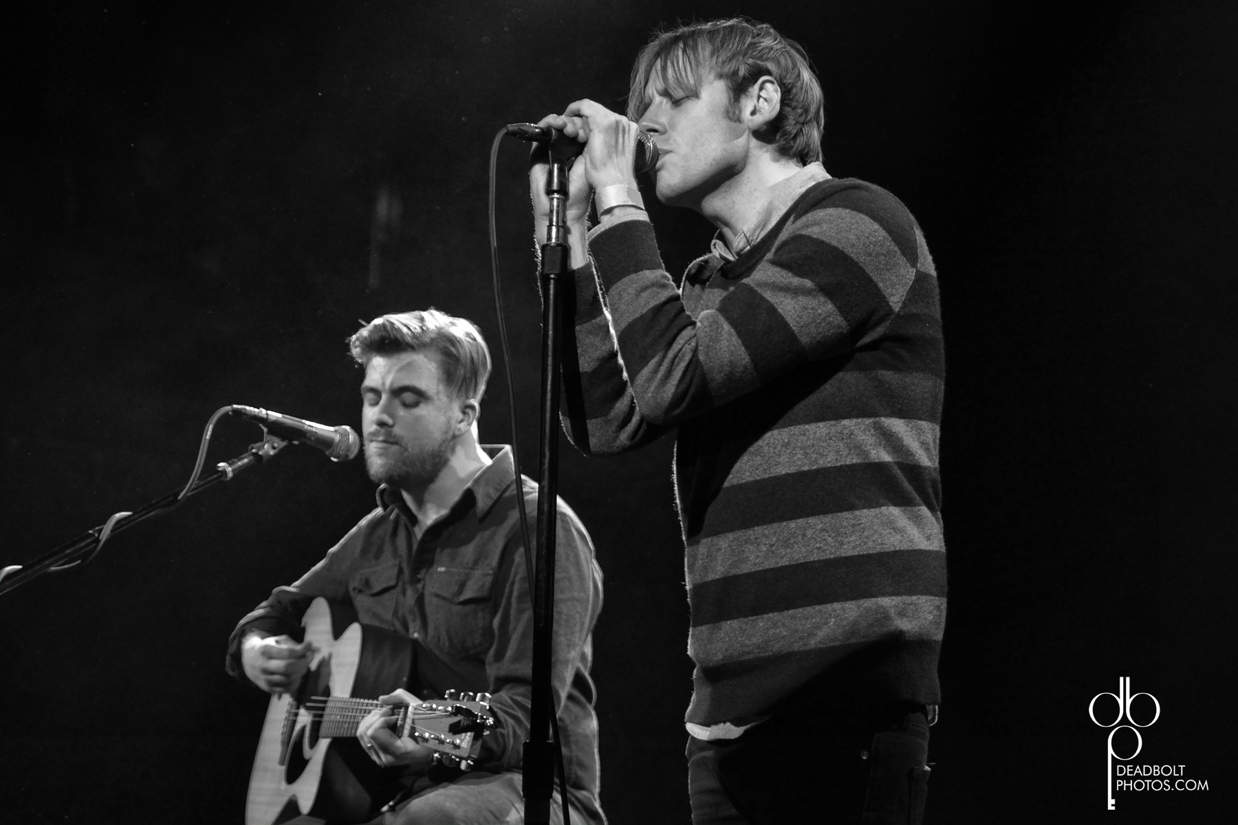Anthony Green and Geoff Rickly
