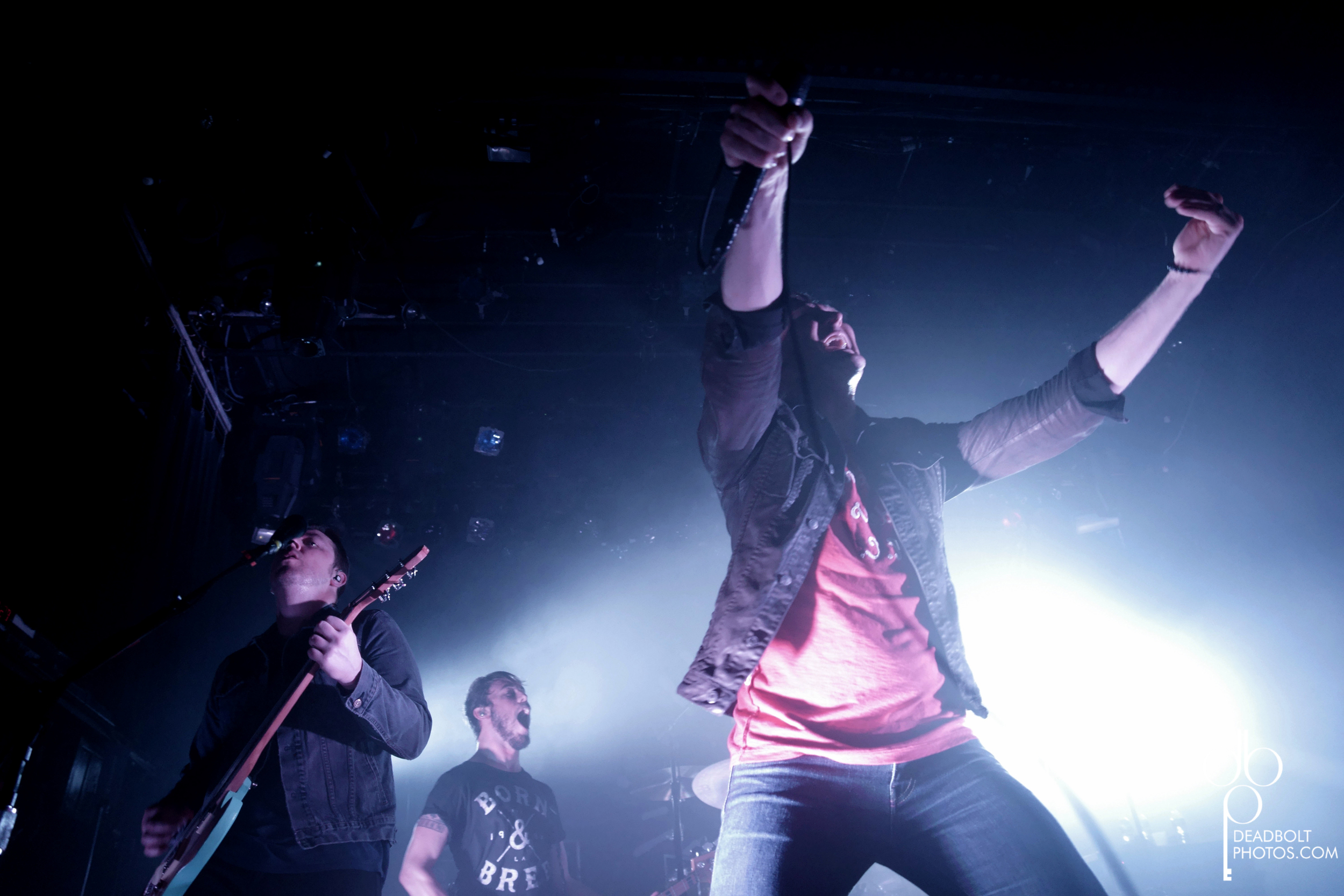 Anberlin at Irving Plaza 3/20/13