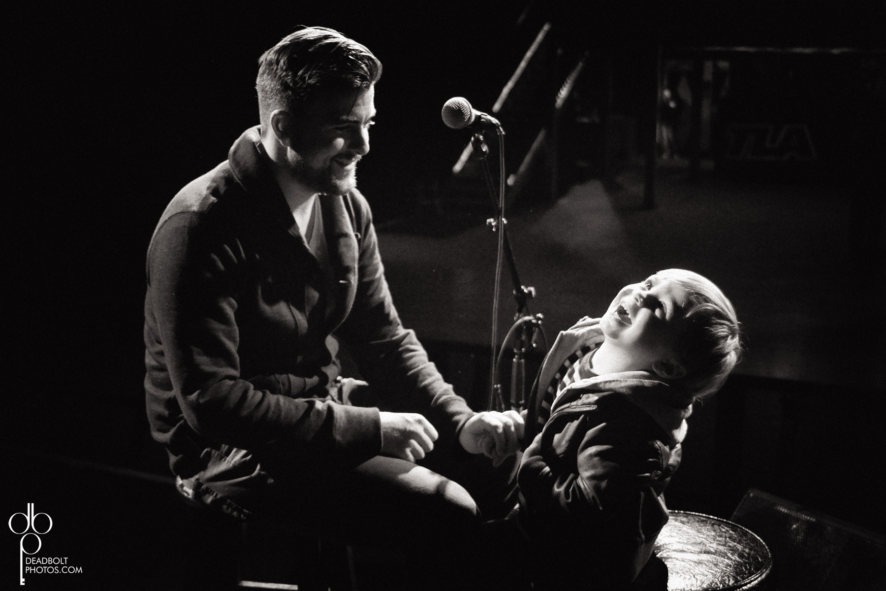 Anthony Green and James
