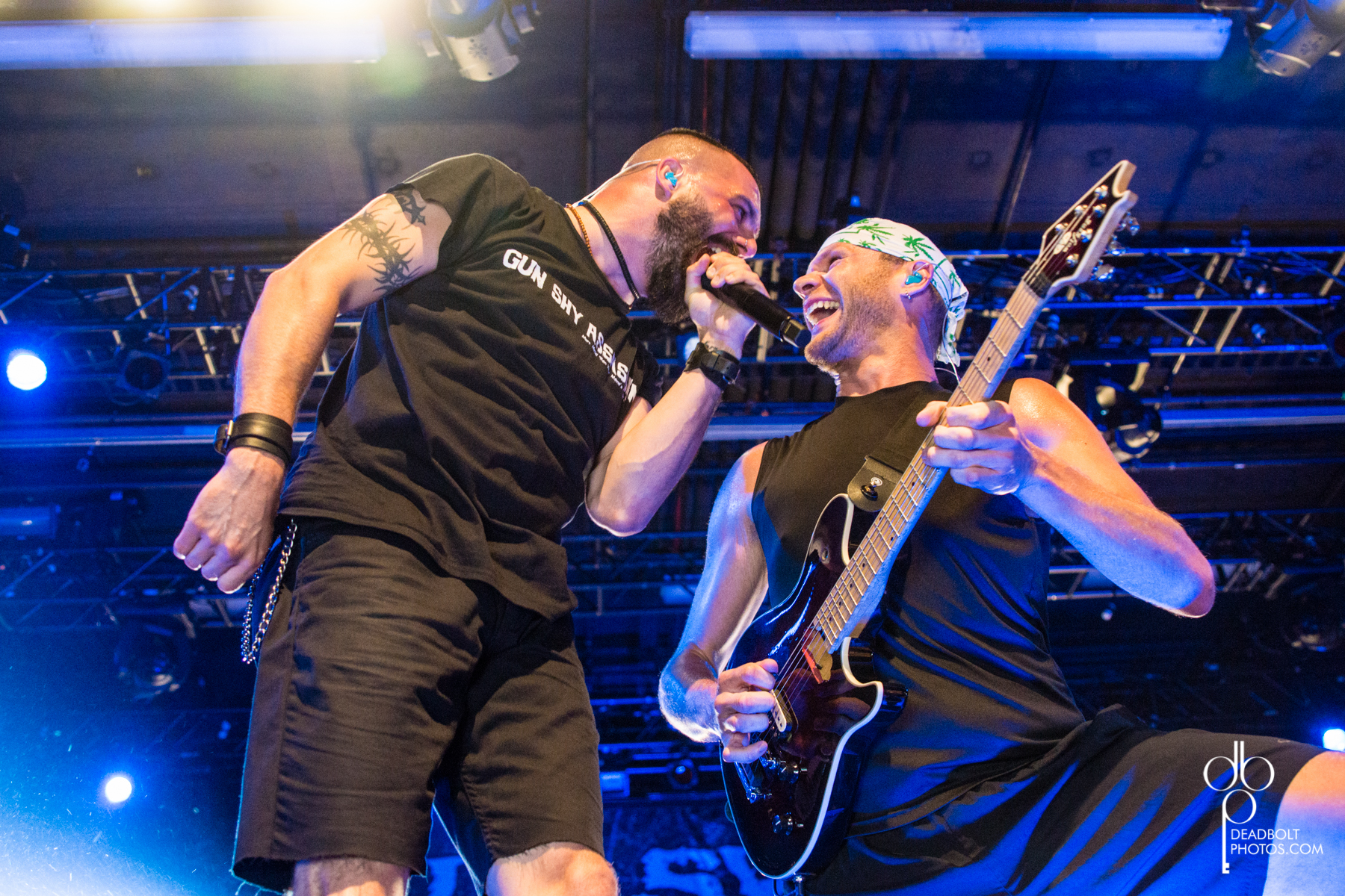 Jesse and Adam of Killswitch Engage