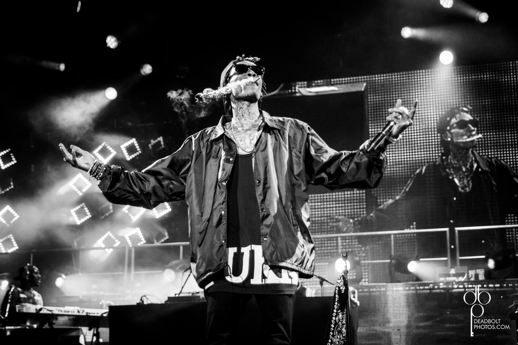 "Wiz Khalifa bringing his ""Under The Influence"" Tour to PNC"