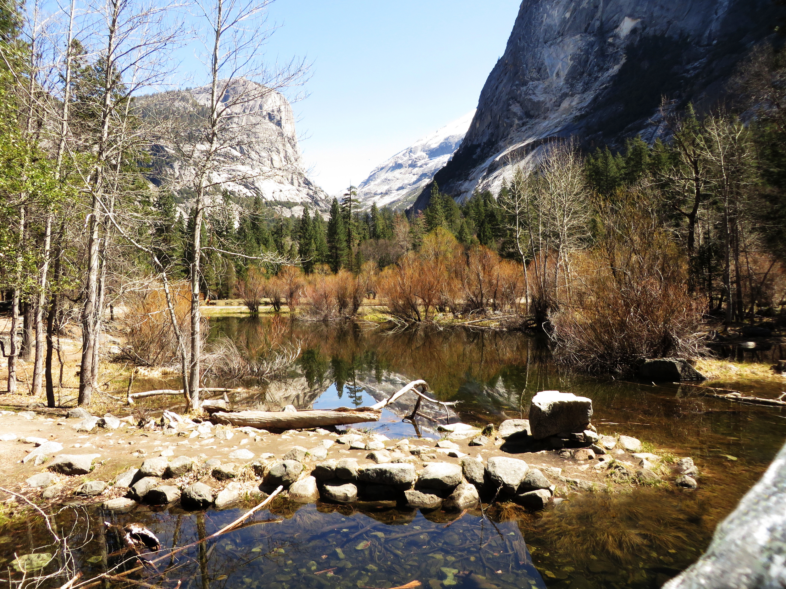 Photo by Jack, age 9 - Yosemite CA