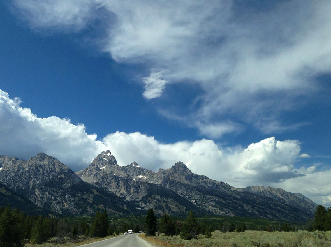 Photo by Laura - Grand Tetons