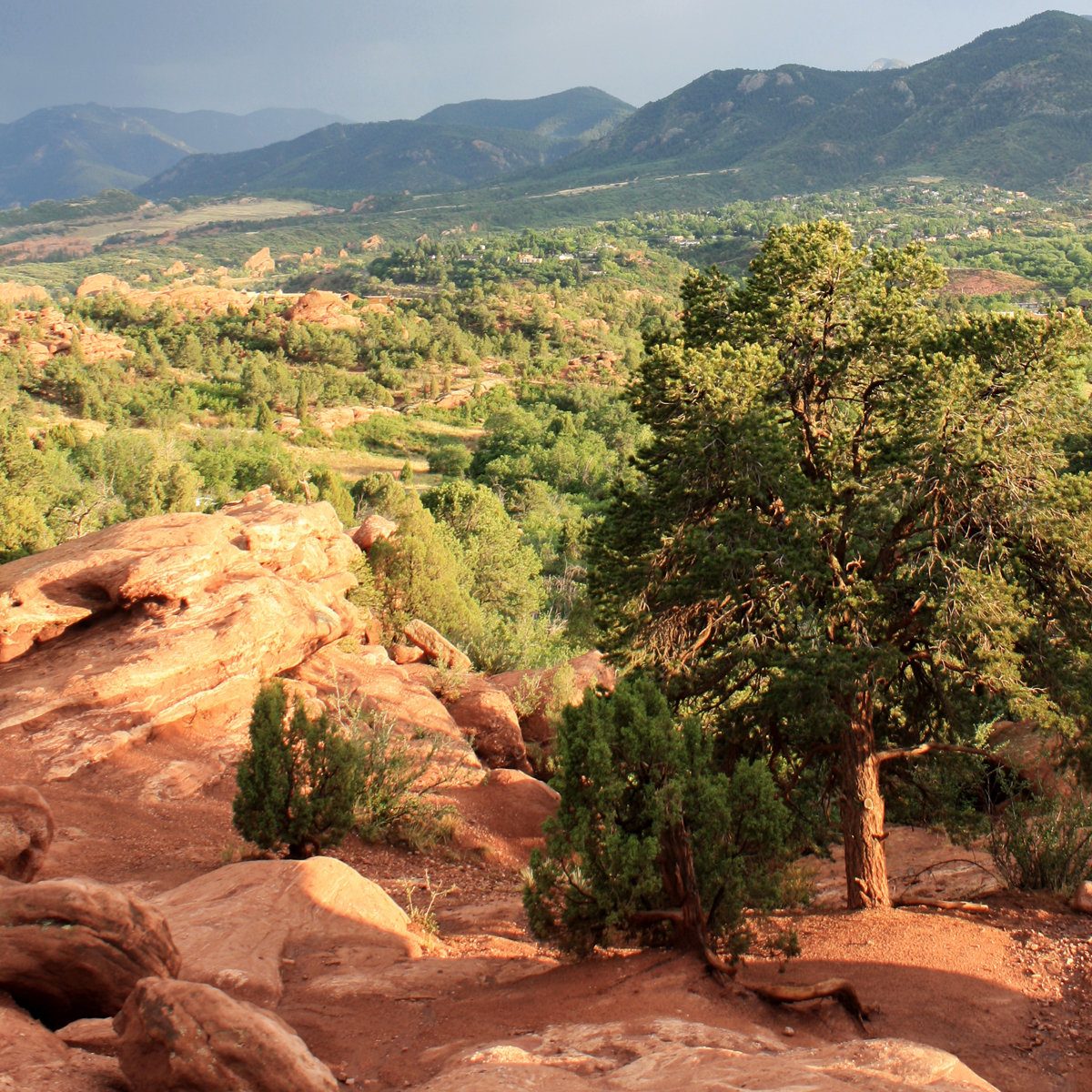 Photo by me - Garden of the Gods CO