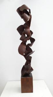 Spinosa - BRASIL, SculptureRusty Waves