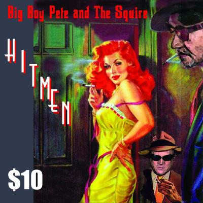 HITMEN $10.00