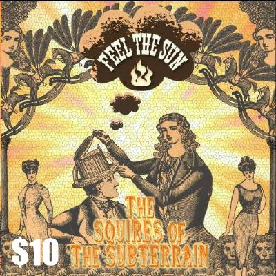 FEEL THE SUN $10.00