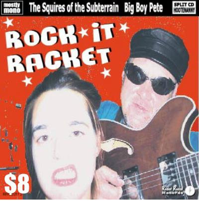 ROCK IT RACKET $8.00