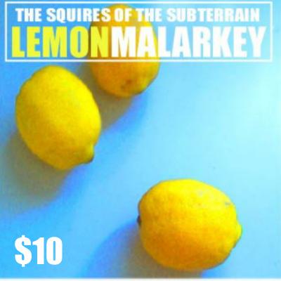 LEMON MALARKEY $10.00