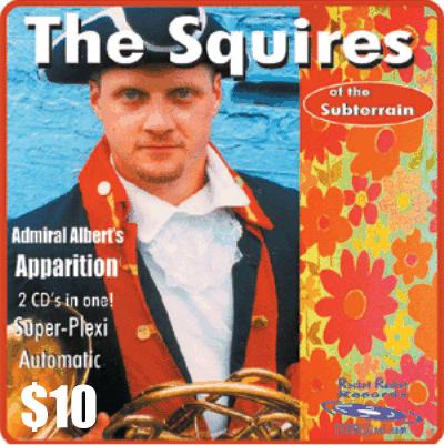 ADMIRAL ALBERT'S APPARITION/ SUPER-PLEXI AUTOMATIC $8.00