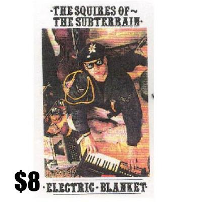 ELECTRIC BLANKET $8.00