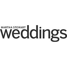 MARTHA STEWART WEDDINGS BETSI EWING