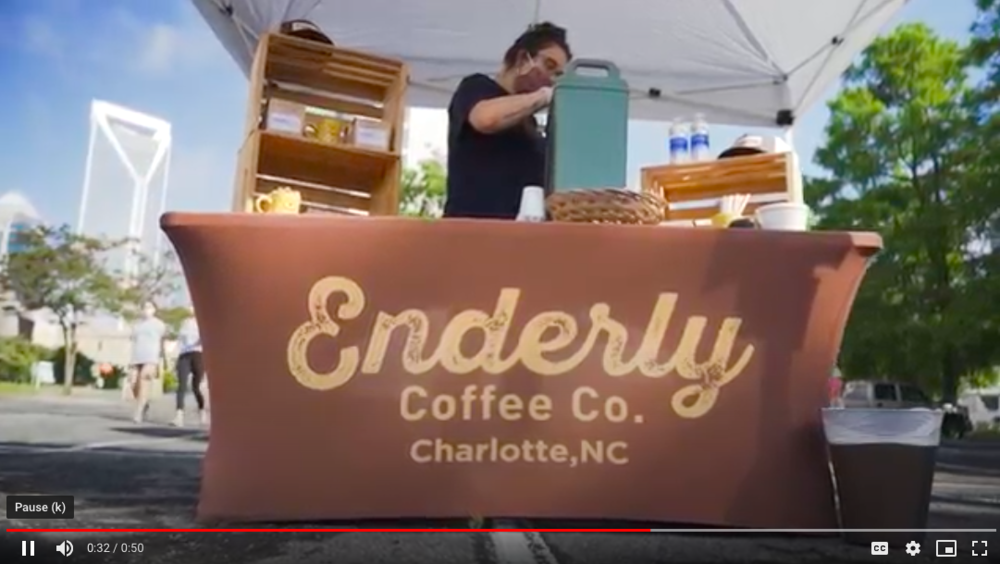 Add Coffee At The New Uptown Farmers Market To Your Saturday Ritual Enderly Coffee Co