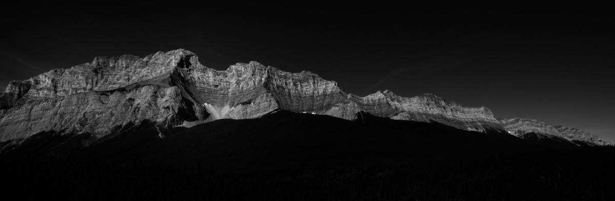2012-09-08 at 09-21-25 banff, black & white, dark, landscape, mountain, ridge, rocks, sky.jpg
