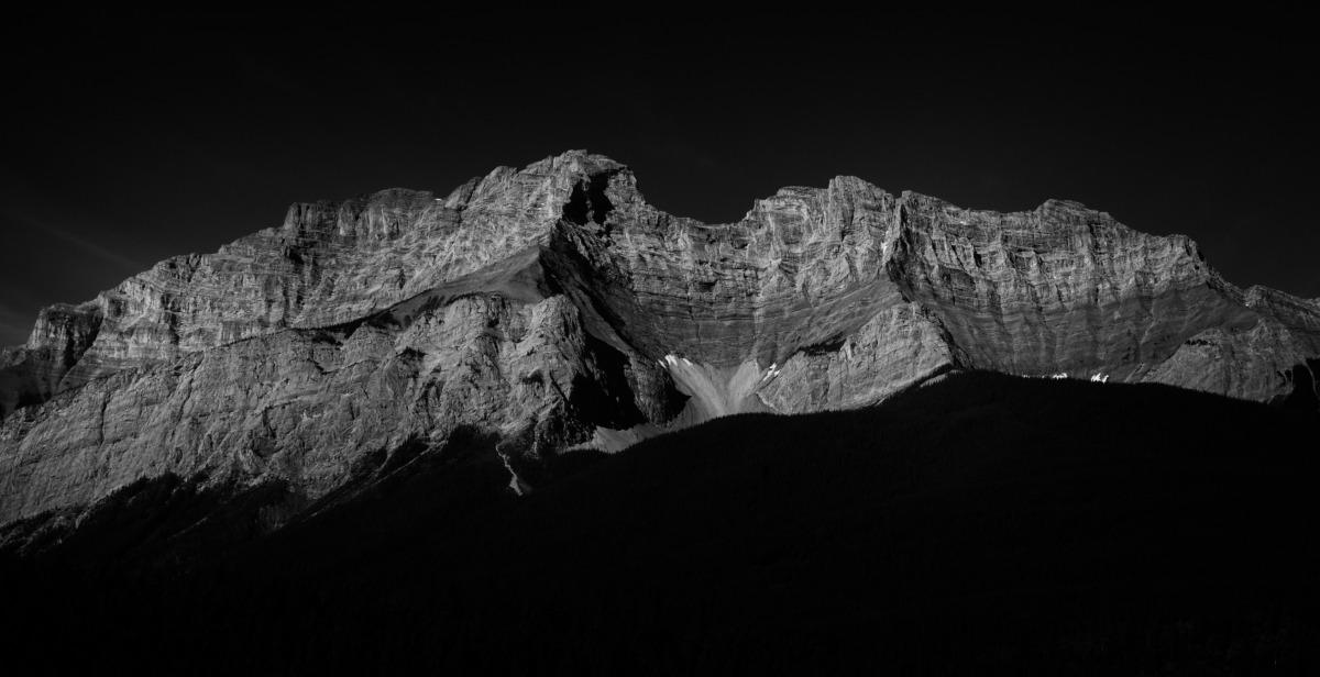 2012-09-08 at 09-21-15 banff, black & white, dark, landscape, mountain, ridge, rocks, sky.jpg