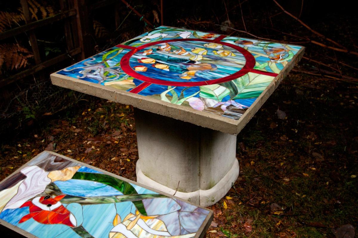 Aquarium Tabletop