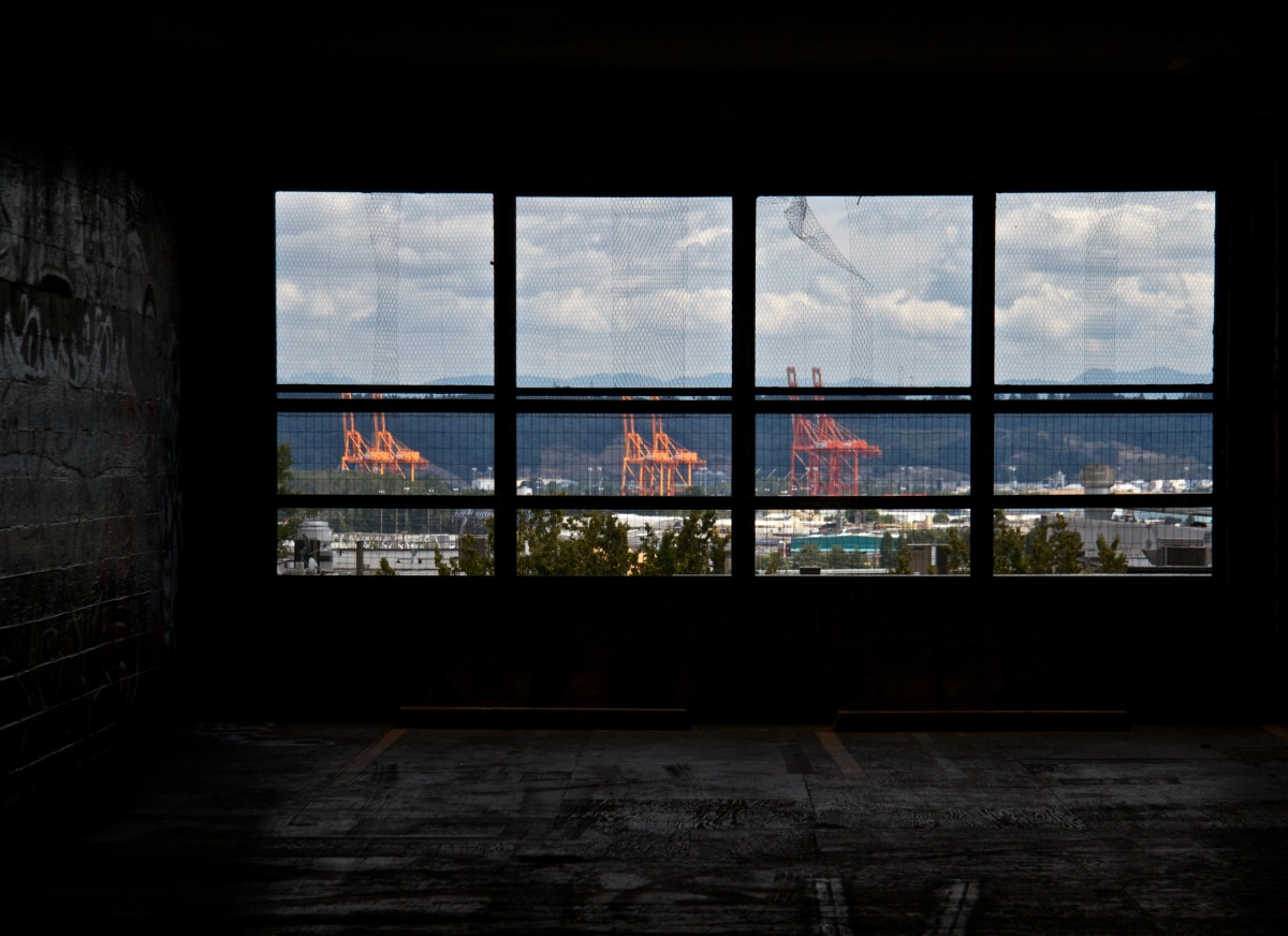 2011-08-14 at 11-59-27 architecture, cranes, frame, port, portland silhouette, street life, window.jpg