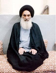 Grand Ayatollah Ali Al Sistani