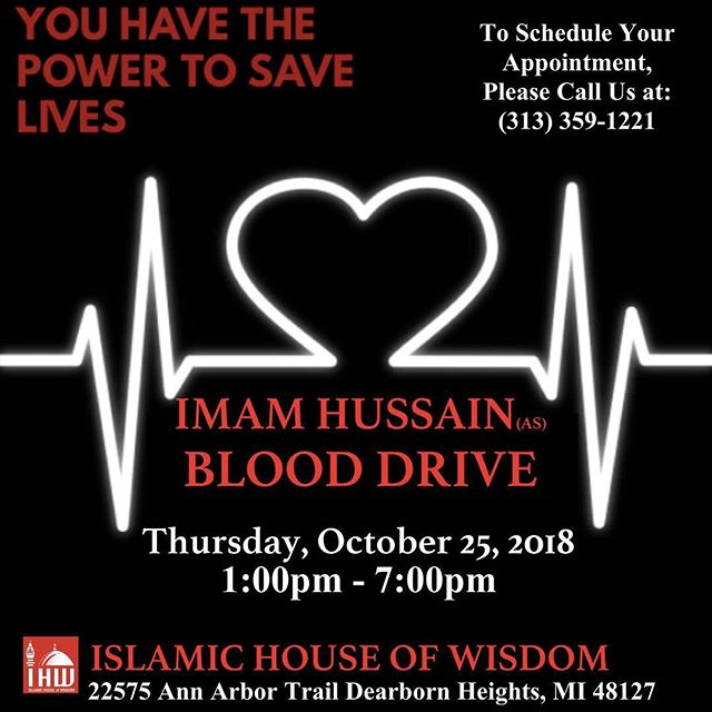 Call to register or register via the link in our bio. #honorhussein