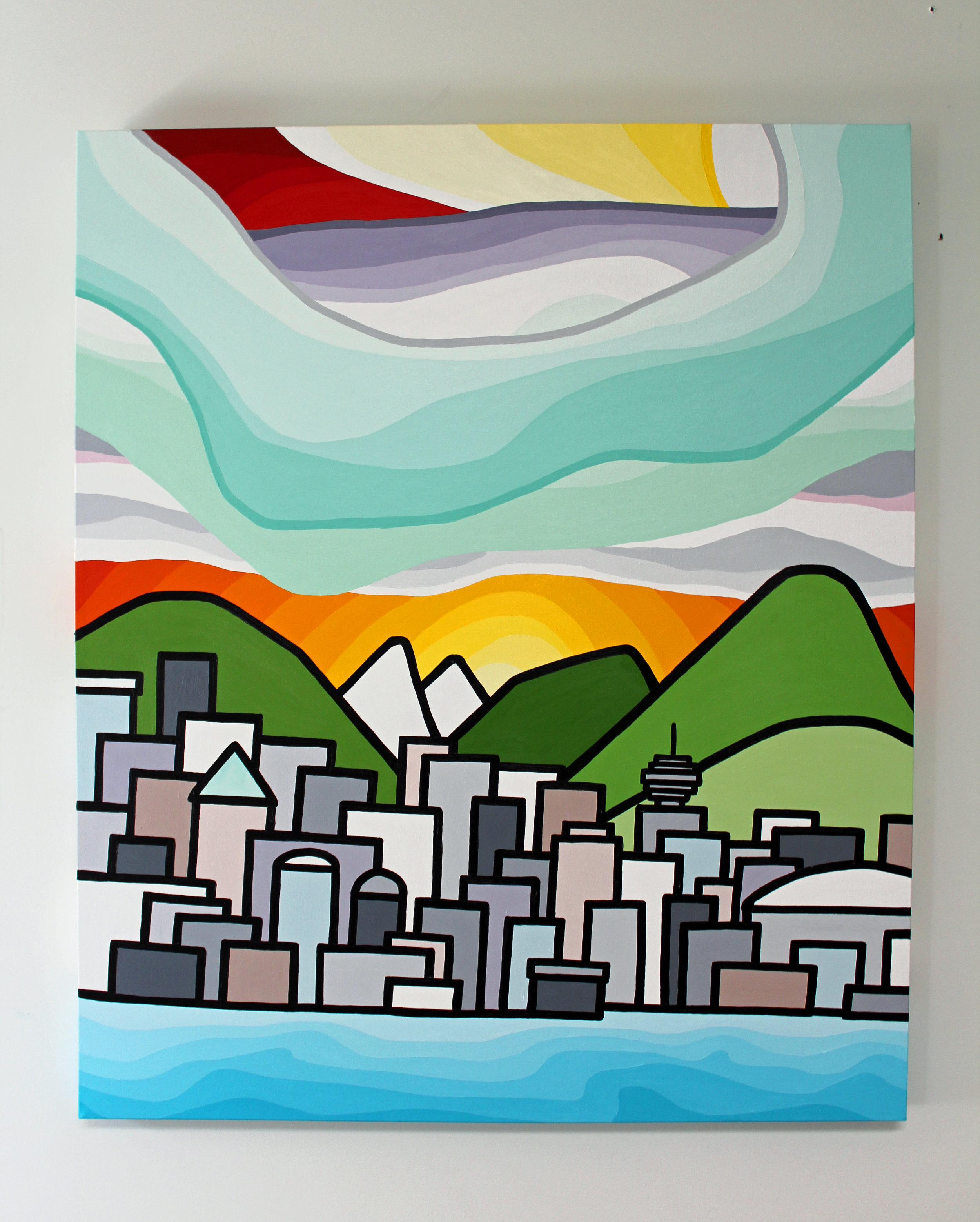 From False Creek - Size: 36
