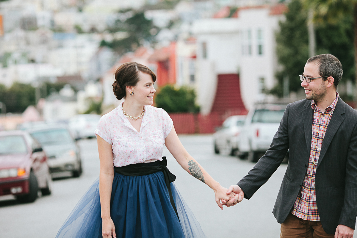 Jen & Matias had a sweet pre-wedding shooting before their guests arrived. Photo By Me ( Deborah Huber Photography )