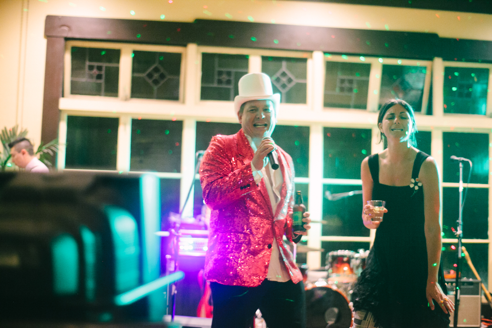 karaoke wedding ideas