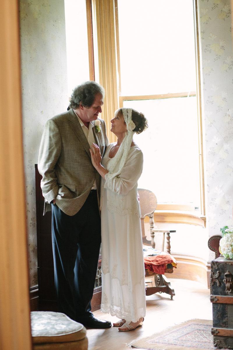 vintage bride and groom santa cruz