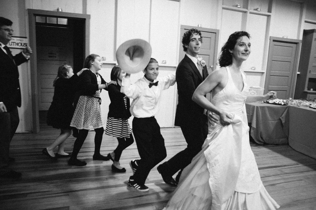 fun and funky wedding photography