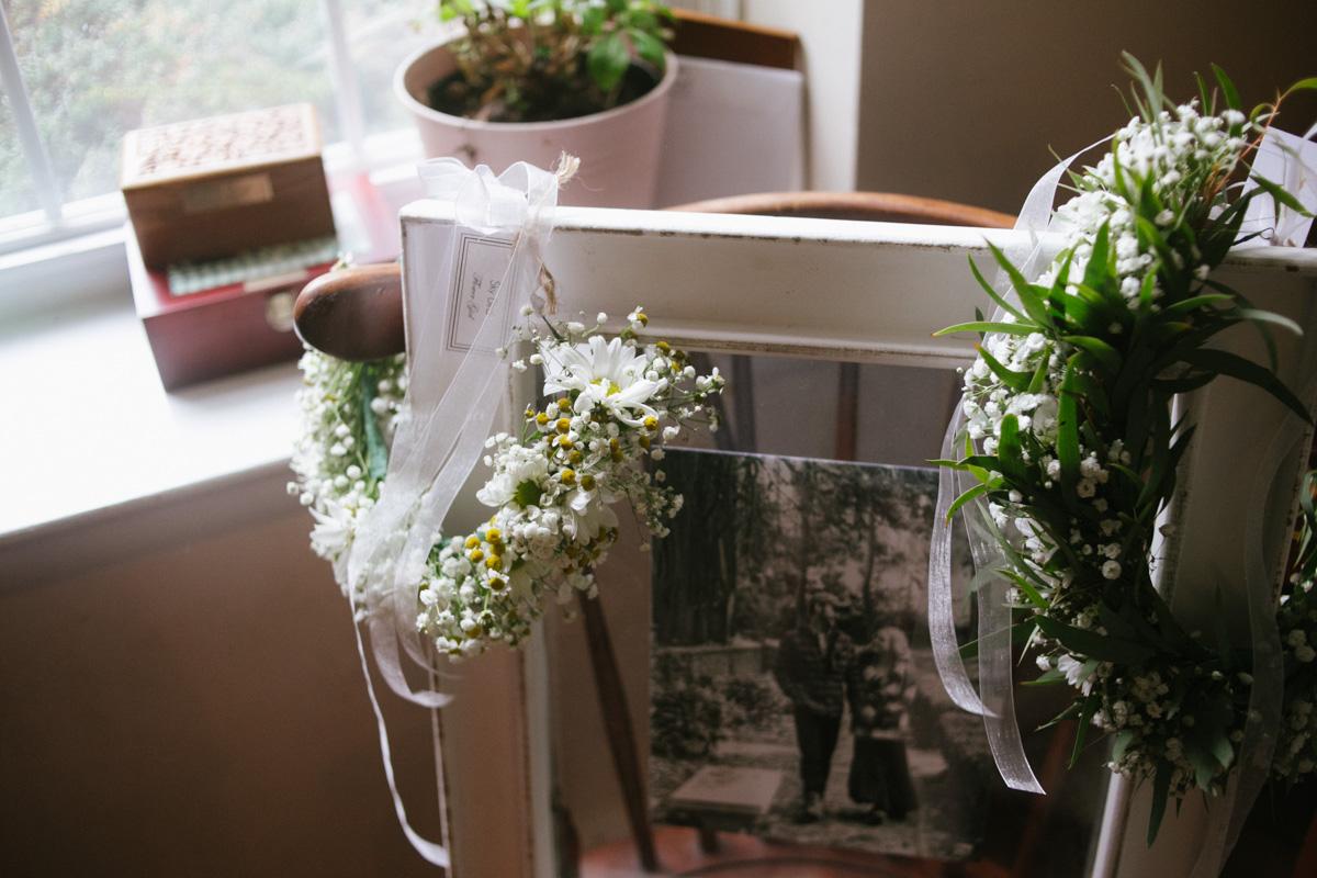Flower Crowns Wedding
