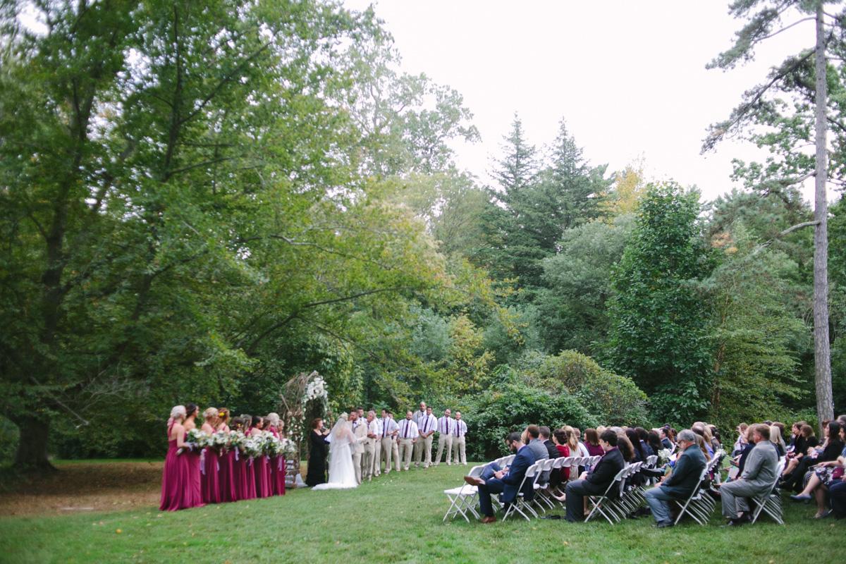 Tyler Arboretum Wedding Photographer