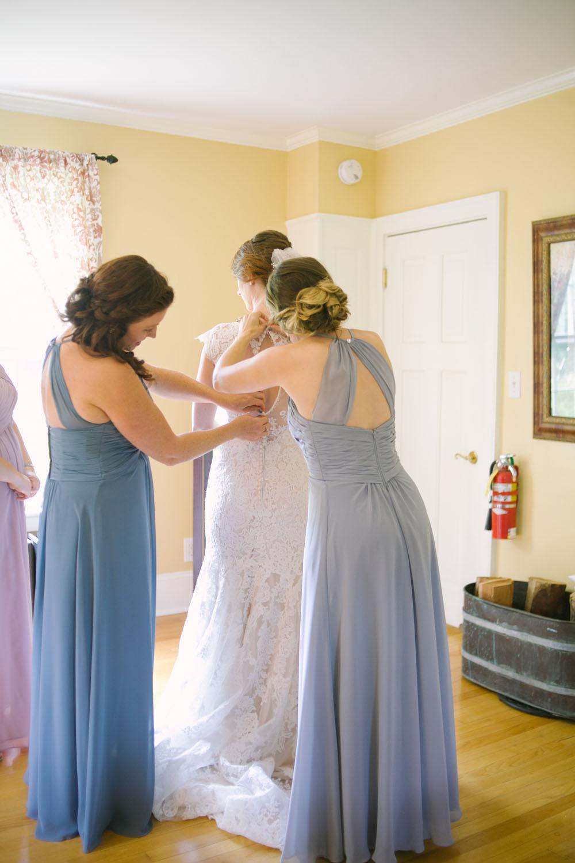 1824 House Wedding Vermont