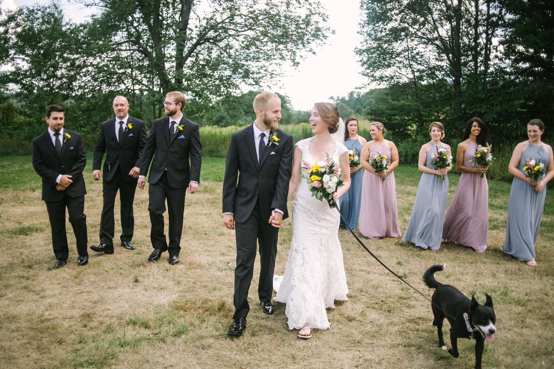 The 1824 House, Waitsfield, VT wedding