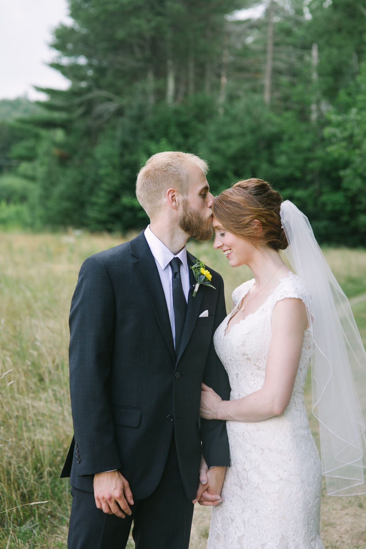 vermont bride groom
