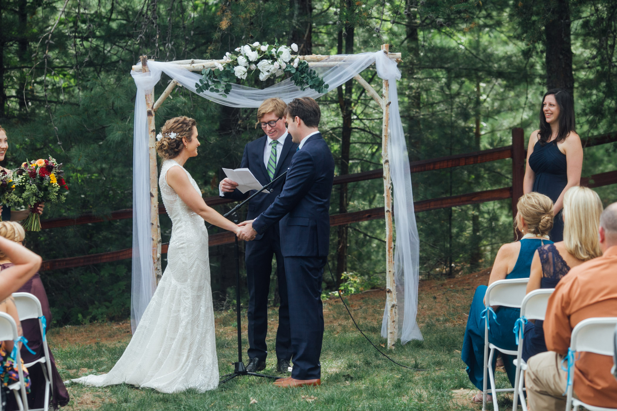 adirondak mountain wedding