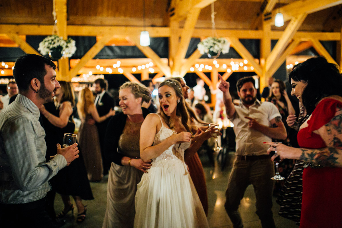 mad river barn wedding vermont