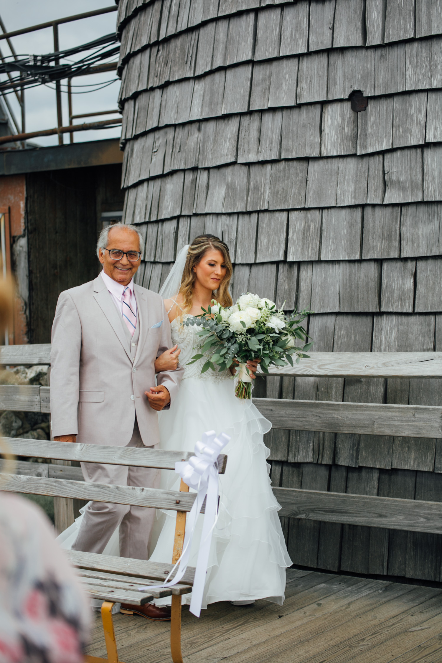 toll house wedding white face new york