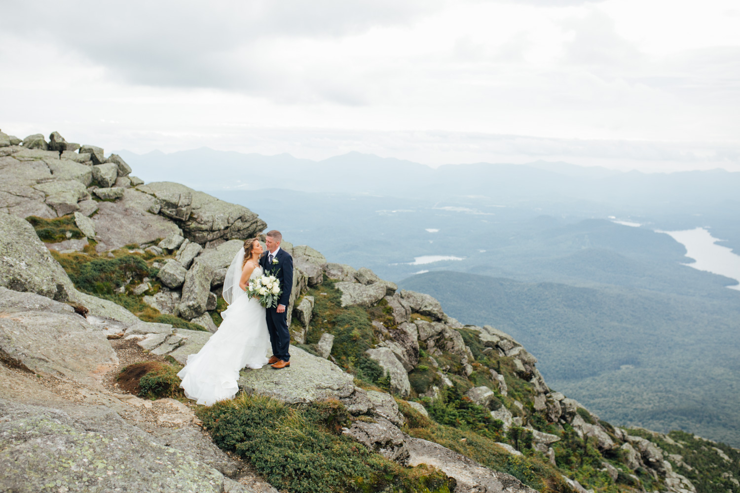 toll house lake placid wedding photography white face