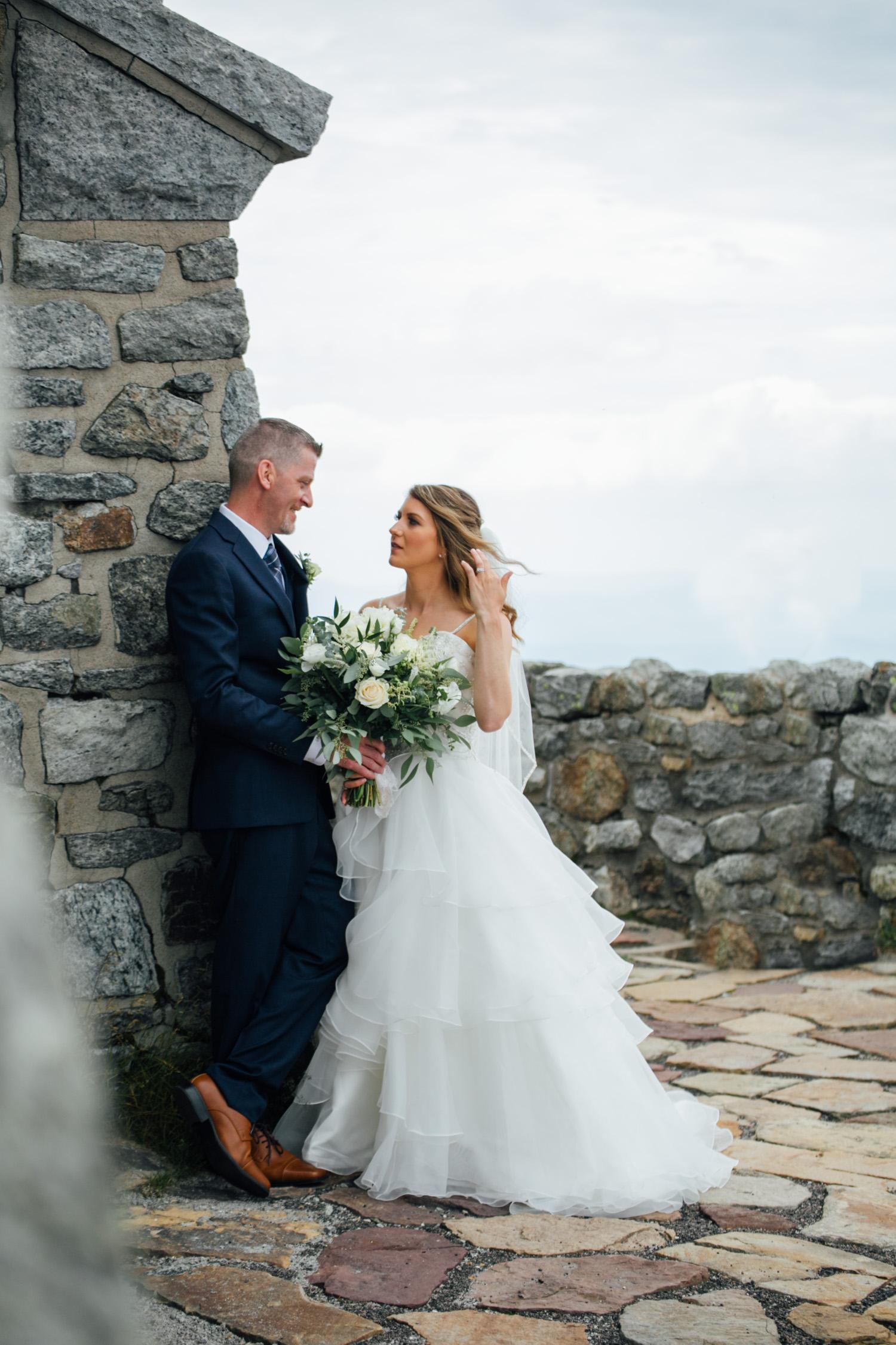 white face mountain wedding photography