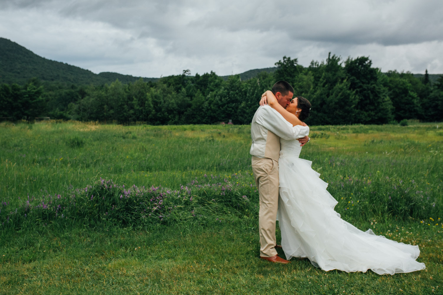 jay peak wedding photographer