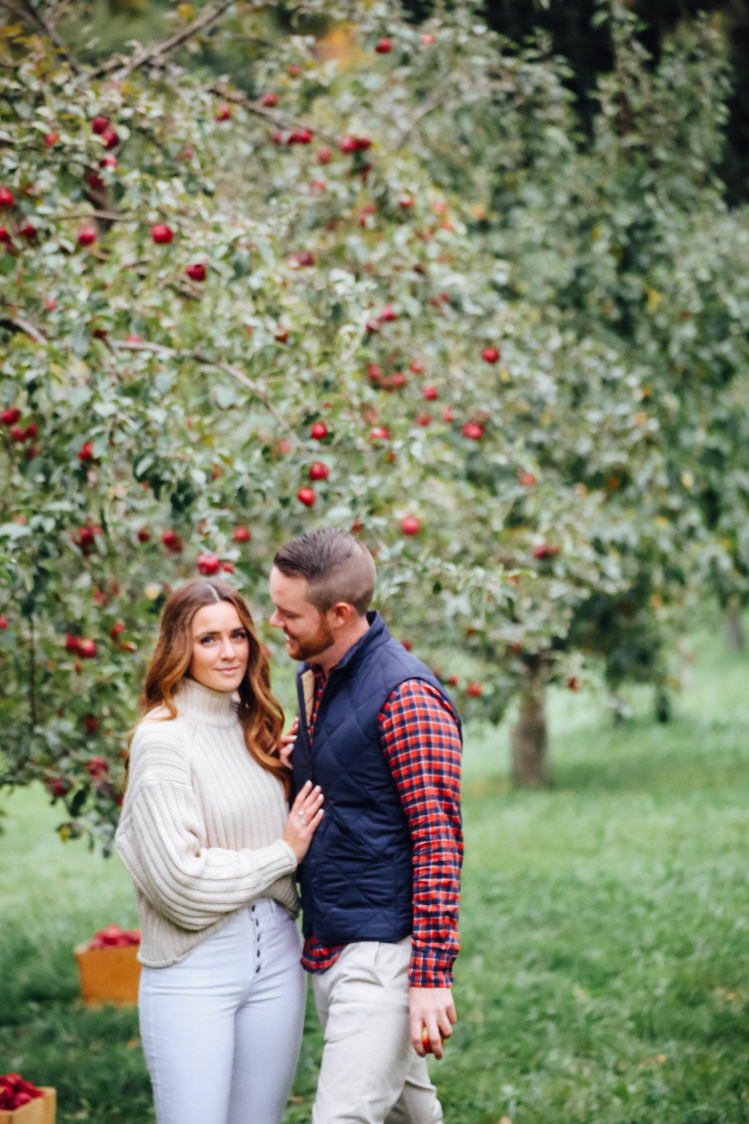 apple orchard engagement shoot vermont-11.jpg