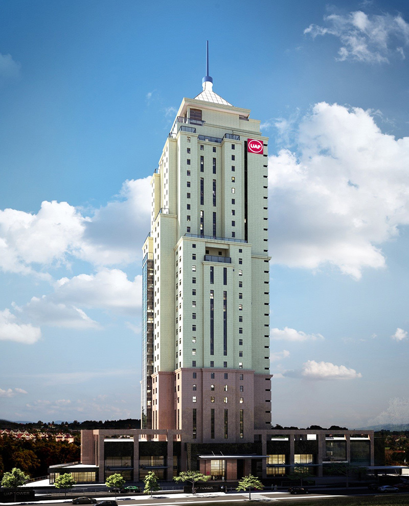 UAP Tower - Nairobi 2018