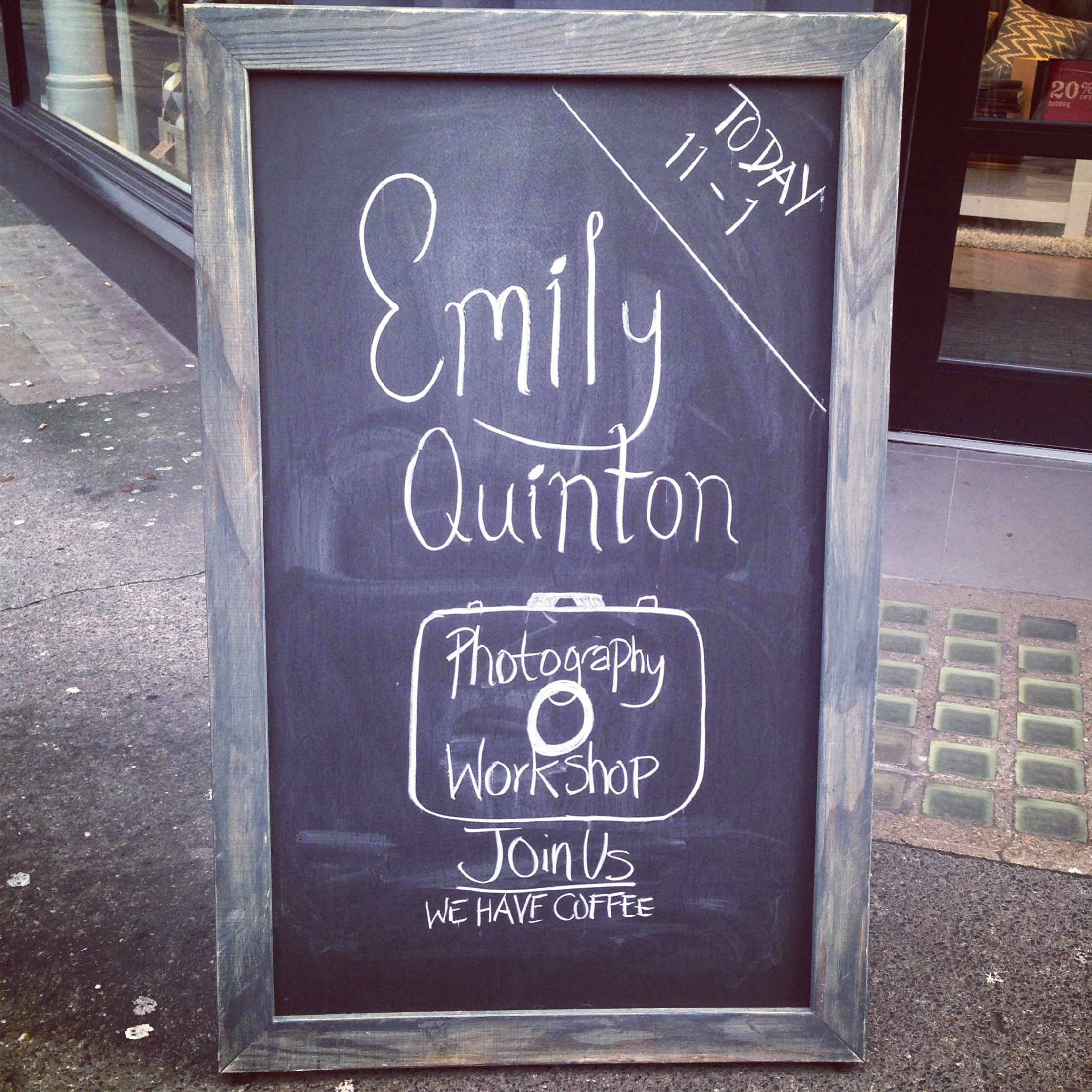 Emily Quinton West Elm Workshop
