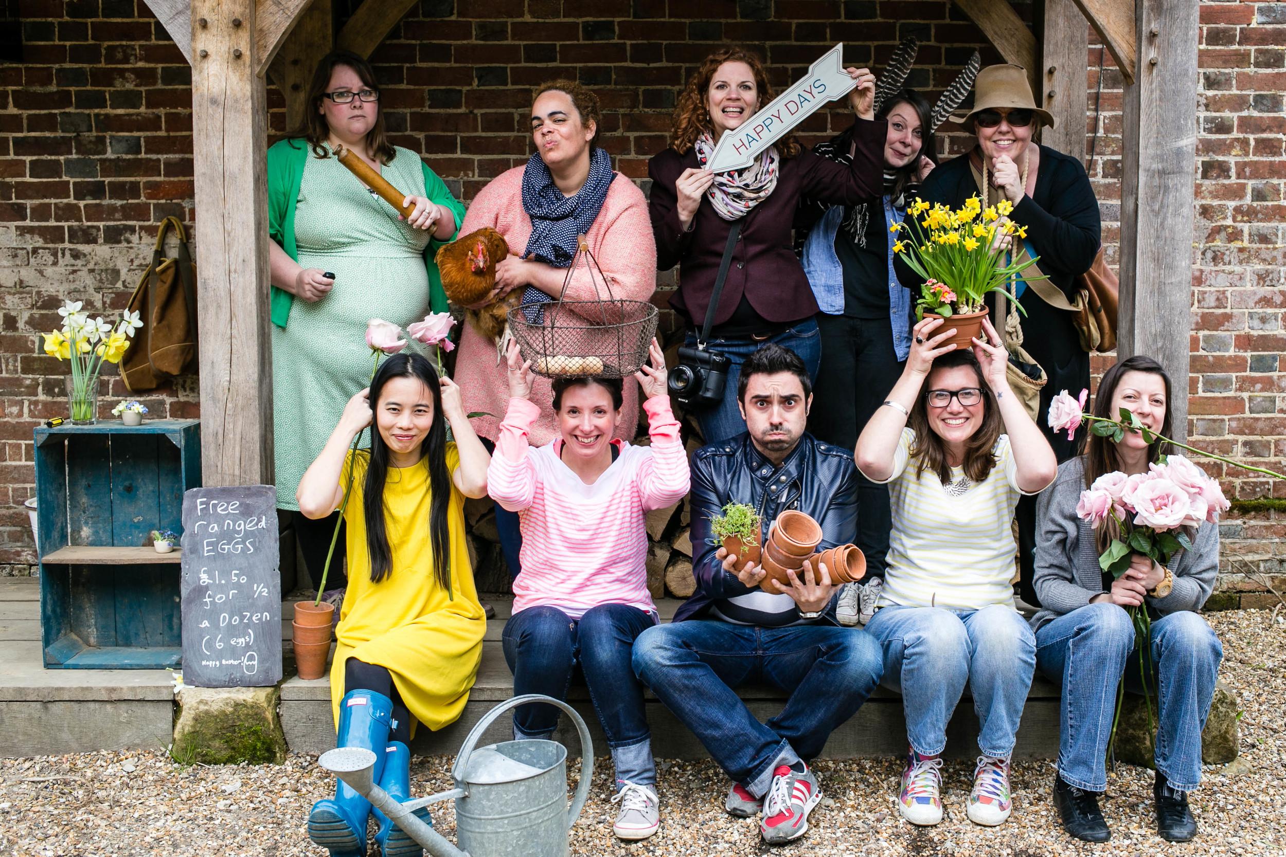 Farm Bloggers