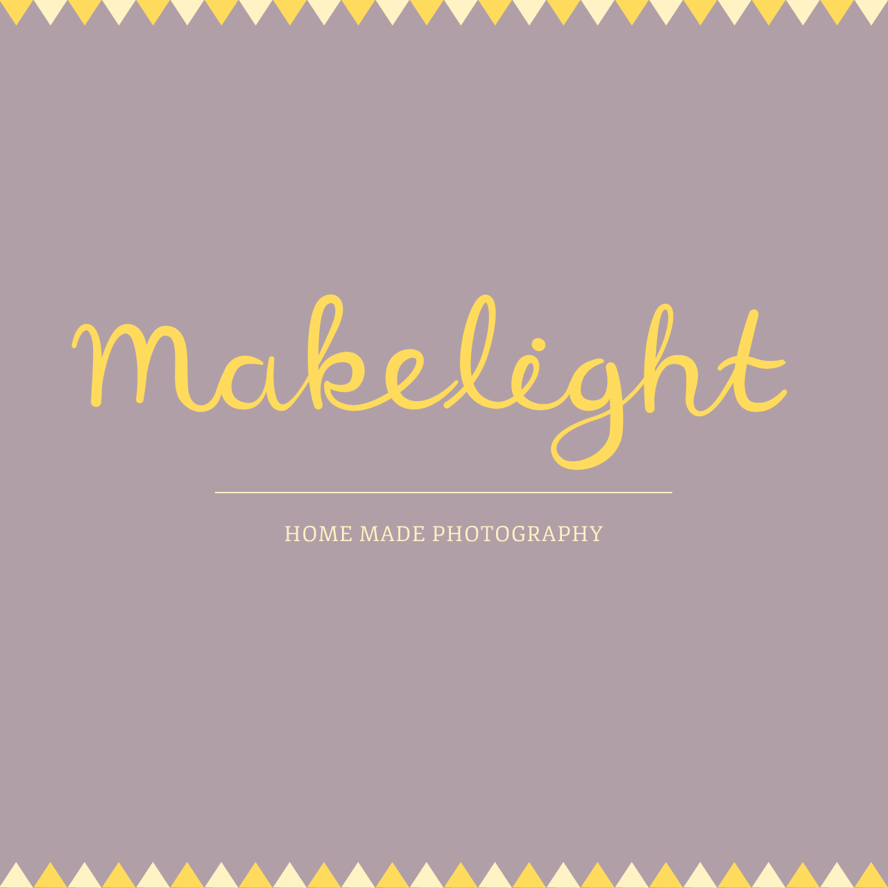 Makelight Home Made Photography