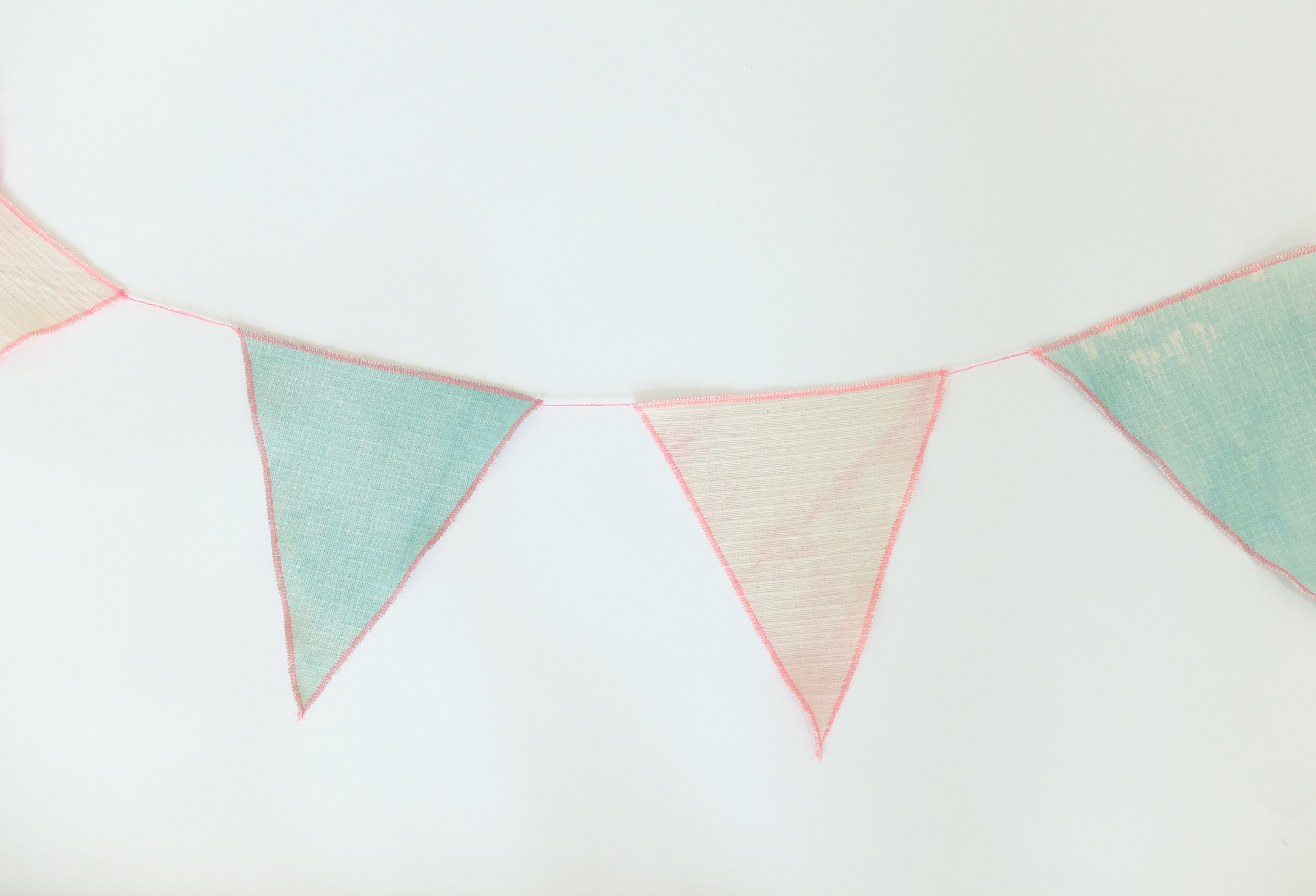 Mint & Pink Flag.JPG